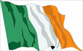 Image result for image of irish flag