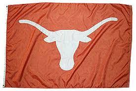 university of texas 3 x5 orange