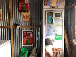 Milk Vending Machine For Sale In Kenya Gorgeous With Refrigerated ATMs Camel Milk Business Thrives In Kenya The