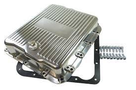 Amazon.com: Chevy/GM 700R4-4L60E-4L65E Aluminum Transmission Pan ...