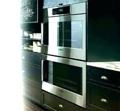 double oven microwave combo. How To Install A Double Oven Wall Mount Ovens And Microwave Combo