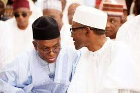 Image result for pictures of atiku and elrufai