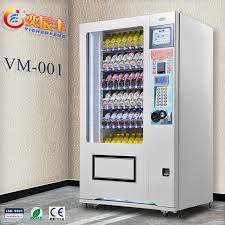 Beverage Vending Machine Supplier In Malaysia Extraordinary YCFVM48 Snack And Drinks Vending Machine Snack Vending Machine
