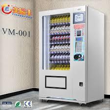 Vending Machine Malaysia Amazing YCFVM48 Snack And Drinks Vending Machine Snack Vending Machine