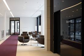 ... Pleasant Minimalist Office means Valuable Assets for the Company : Waiting  Room Design Ideas 2012 Elegant ...