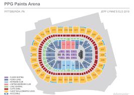 Jeff Lynnes Elo Ppg Paints Arena