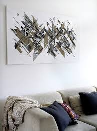 Small Picture Quick Tips Create Geometric Wall Painting Pattern