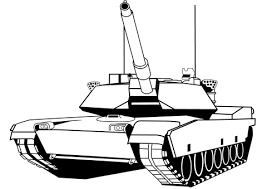 Small Picture M1 Abrams Tank coloring page Free Printable Coloring Pages