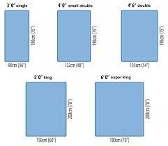 Mattress: Queen Size Mattress Measurements Standard King Size Bed