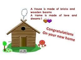 Housewarming Messages: Congratulations messages for new home - YouTube via Relatably.com