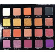 makeup violet voss holy hash pro eyeshadow palette refor 20 color eye shadow dhl