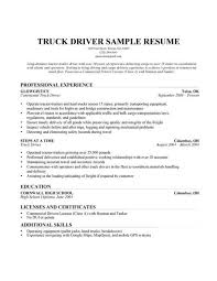 professional tow truck driver templates to showcase your talent truck driver resume templates truck driver resume truck driver resume