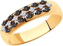Купить <b>кольца</b> sokolov 7010061_s по выгодной цене - Superekran.ru