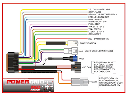 tech deep dive getting to know msd s power grid features enginelabs wiring diagram shows the connection destination for each wire note the vnet connection for the racepak and independent connections for legacy ignitions