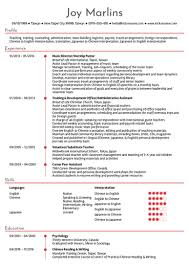 Cv Template Education Education Resume Samples From Real Professionals Who Got