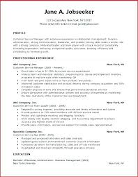 Shift Leader Resume Custom Customer Service Management Resume Mmventuresco