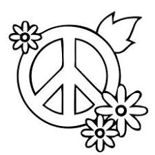 Small Picture Top 25 Free Printable Peace Sign Coloring Pages Online