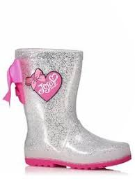 Jojo Siwa Clothes Online Jojo Glitter Wellies With Bow