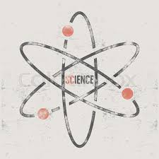 Science Poster Background Vintage Science Poster And Background Stock Vector