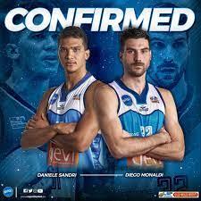 Ufficiale, Napoli Basket annuncia la conferma di Diego Monaldi e Daniele  Sandri - Serie A2