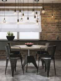 industrial style dining room lighting. view in gallery edison bulbs bring classic industrial charm to the modern dining room style lighting s
