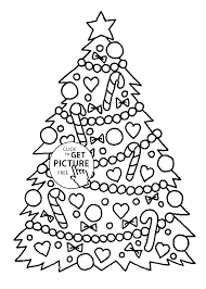 Christmas Coloring Pages For Kids Printable Free Coloing 4kids Com