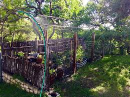 hoop house structure for vegetable gardens