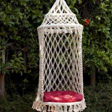 Hammock Another Macramé Chair The Best Diy Chairs For Hanging Out ...
