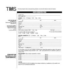 Simple Application Template Simple Job Application Form Template Standard Employment