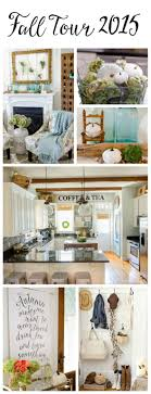 Fall Kitchen Decorating Fall Decorating Home Tour Fall Decor Ideas Home Stories A To Z