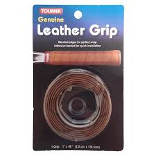 leather grip brown tlg t replacement grip tape