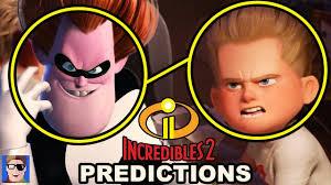 incredibles 2 villain. Perfect Villain Incredibles 2 Villain Predictions For N