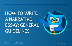 narritive essay how to write a narrative essay general guidelines papersowl com