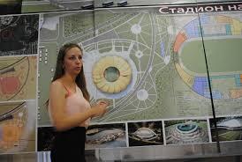 Кафедра архитектуры и градостроительства Темы дипломных проектов были разноплановы и актуальны для Белгорода и Белгородской области Стадион на 30 тысяч мест в г Белгород Асеева Н И рук доц