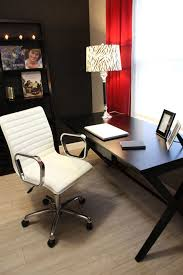 leather home office chair. White Leather Office Chair Home Contemporary With