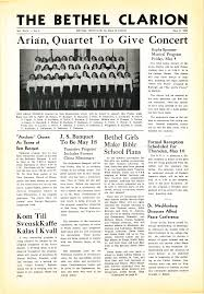 Clarion 1945-05-02 Vol 24 No 09 - Clarion Student Newspaper - CLIC Digital  Collections