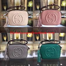 whole gucci gg soho small leather disco bag women mini inclined shoulder bag 1