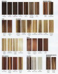 Revlon Hair Colour Shades Chart Hair Color Chart Shades