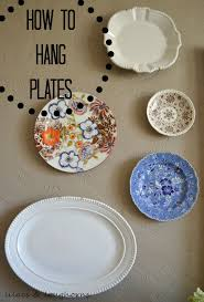 How To Hang Plate On Wall How To Hang Plates Lilacs And LonghornsLilacs And Longhorns 13