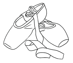 Michael Jordan Coloring Pages Page Ballet Shoes Colouring Teaching