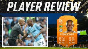 86 MOTM FERNANDINHO PLAYER REVIEW - FIFA 21 ULTIMATE TEAM - YouTube
