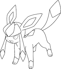 Pokemoning Pages Eevee Evolutions Together At Getcolorings Com Free