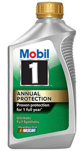 Mobil 1 Annual Protection