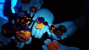 Sodalite Uv Light A New Find Of Fluorescent Sodalite Yooperlites