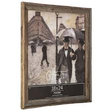 wood poster frames wall poster frame