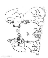 Free Printable Coloring Sheets With Color Card Also Preschool