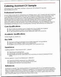 Caterer Resume Caterer Resume 98xc Catering Cv Black Dgfitness Dutv