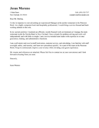 Examples Cover Letter Examples For Resumes On Resume Objective