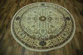 geometric round area rugs geometric hand knotted round oriental area rug wool carpet geometric area rugs target