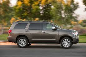2015 Toyota Sequoia Reviews and Rating | Motor Trend